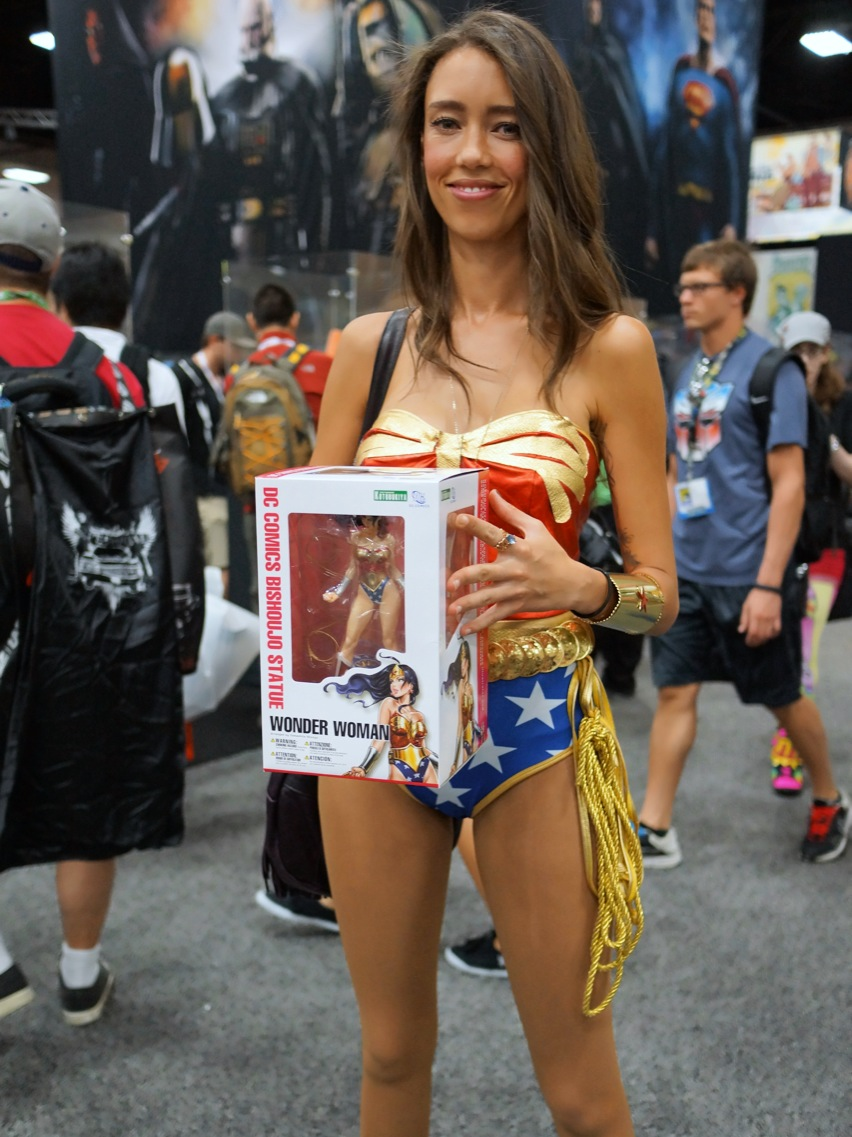 Wonder Woman rules!