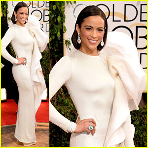 paula-patton-golden-globes-2014-red-carpet www.catcherinthestyle.com