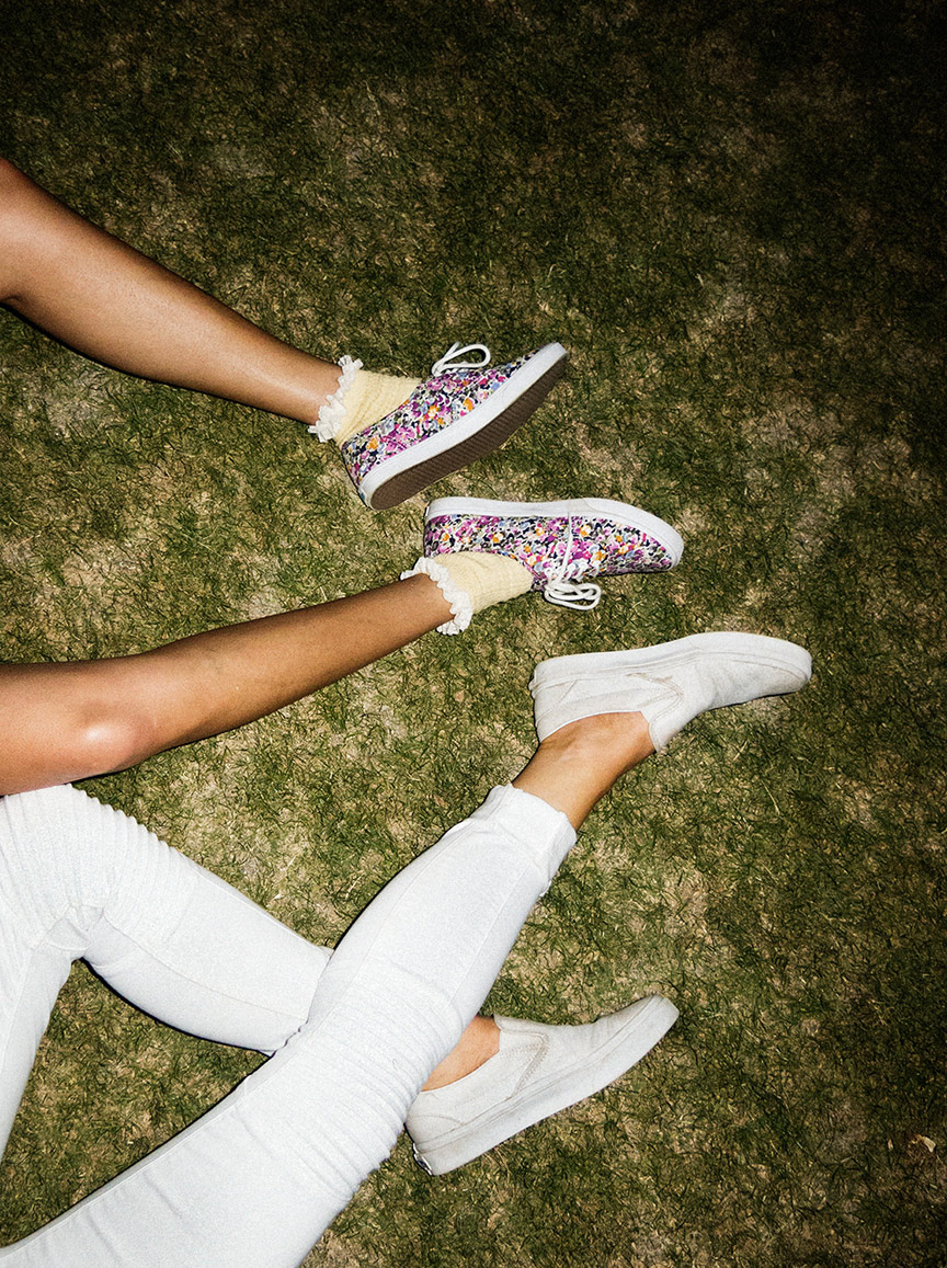 Catcher in the style thania peck andi elloway vans girls