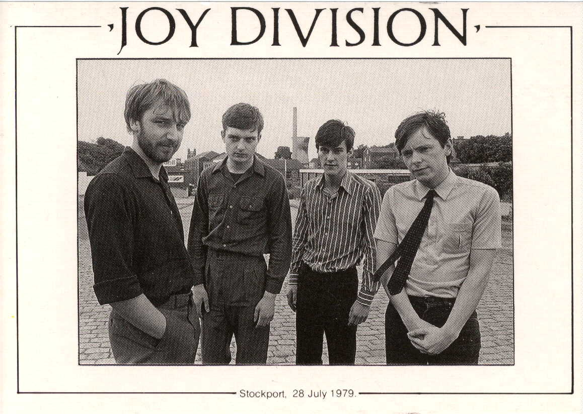Music: Joy Division Tuesday | Catcher In The Style