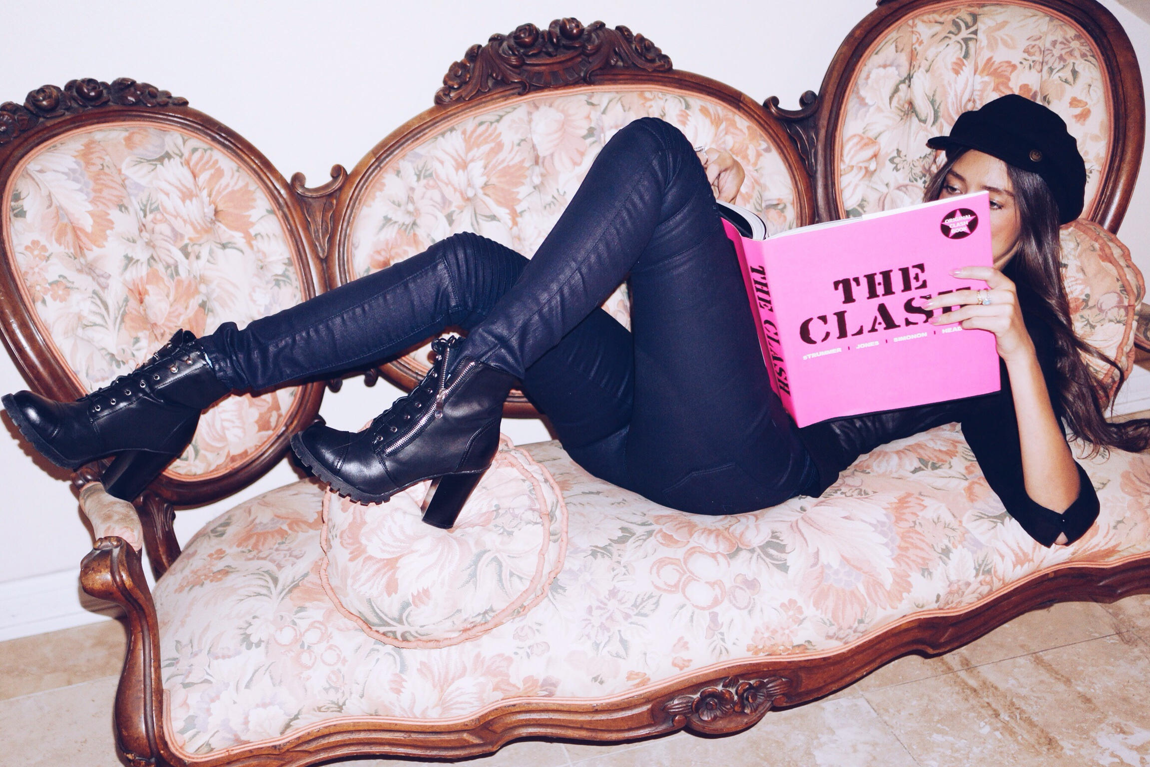 shoedazzle The clash